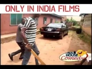 Video: Real House of Comedy – Only in Bollywood India Movies